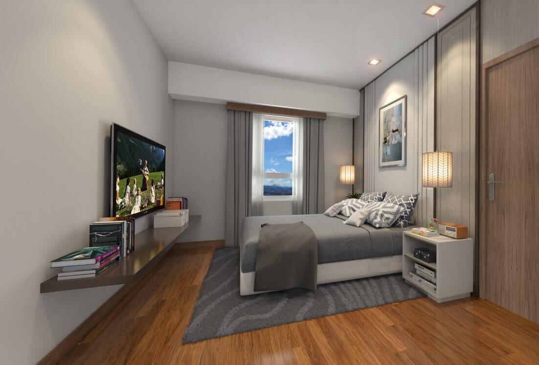 The Arton | 1BR bedroom