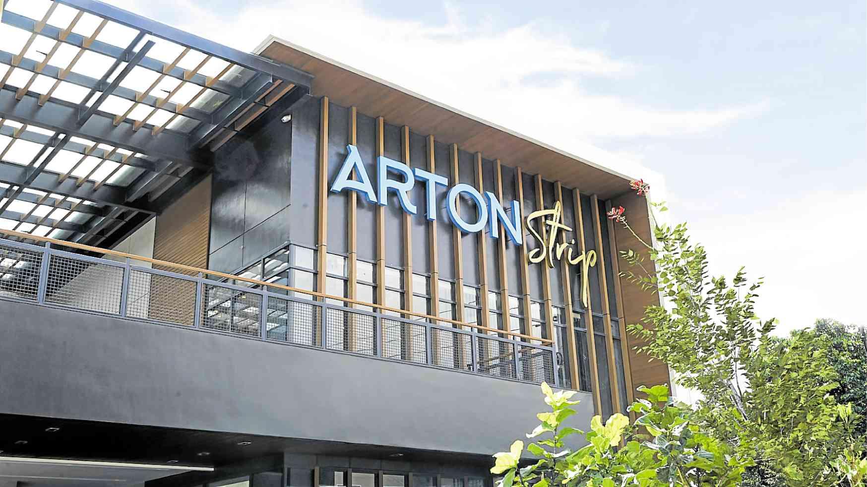 The Arton | Arton Strip